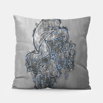 Thumbnail image of Smurfette Pillow, Live Heroes