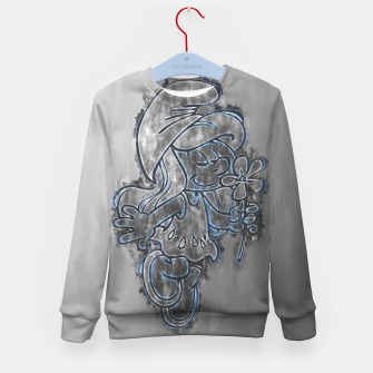 Thumbnail image of Smurfette Kid's sweater, Live Heroes
