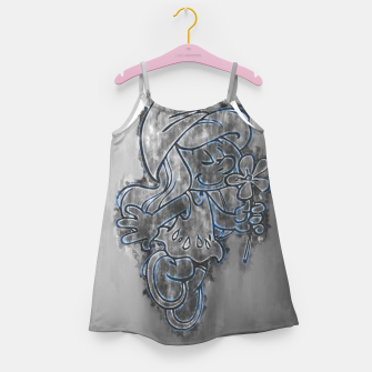 Thumbnail image of Smurfette Girl's dress, Live Heroes
