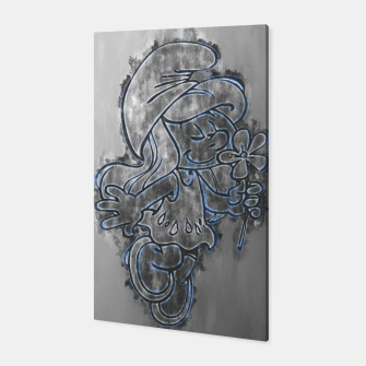 Thumbnail image of Smurfette Canvas, Live Heroes