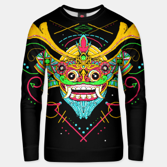 Thumbnail image of SAMURAI BARONG Cotton sweater, Live Heroes