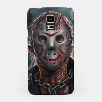 Thumbnail image of Jason Voorhees Samsung Case, Live Heroes