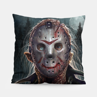 Jason Voorhees Pillow thumbnail image