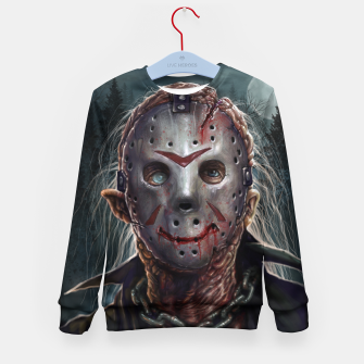 Jason Voorhees Kid's sweater thumbnail image