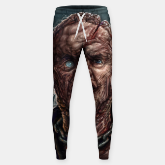 Thumbnail image of Jason Voorhees - Unmasked Cotton sweatpants, Live Heroes