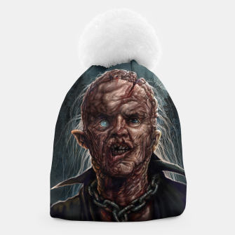 Thumbnail image of Jason Voorhees - Unmasked Beanie, Live Heroes
