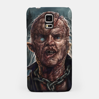 Thumbnail image of Jason Voorhees - Unmasked Samsung Case, Live Heroes