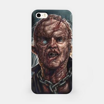 Thumbnail image of Jason Voorhees - Unmasked iPhone Case, Live Heroes