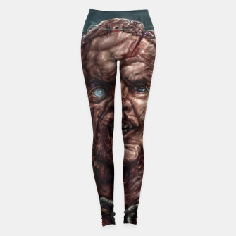 Thumbnail image of Jason Voorhees - Unmasked Leggings, Live Heroes