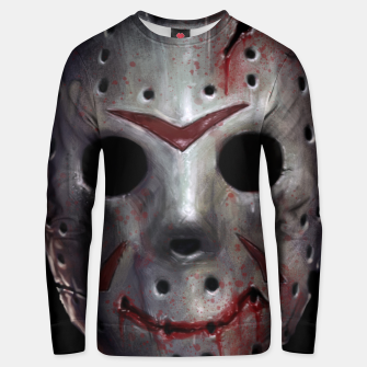 Thumbnail image of Happy Friday Mask Cotton sweater, Live Heroes