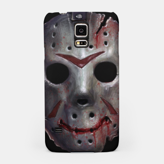 Thumbnail image of Happy Friday Mask Samsung Case, Live Heroes