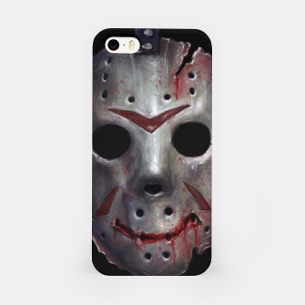 Thumbnail image of Happy Friday Mask iPhone Case, Live Heroes