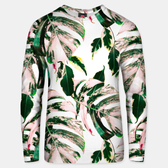 Thumbnail image of Big beautiful monstera Sudadera de algodón, Live Heroes