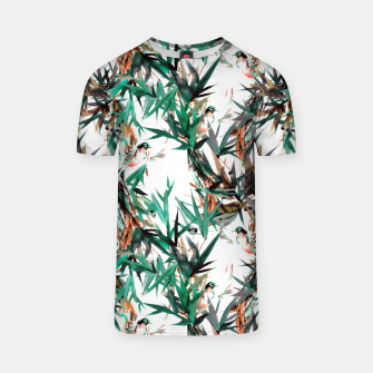 Thumbnail image of Beautiful birds in paradise Camiseta, Live Heroes