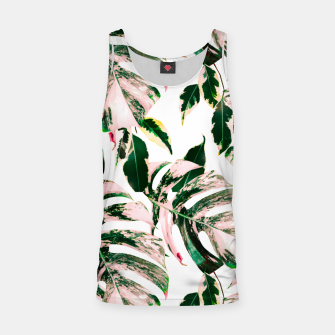 Thumbnail image of Big beautiful monstera Camiseta de tirantes, Live Heroes