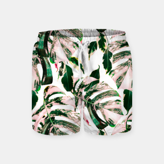 Thumbnail image of Big beautiful monstera Pantalones de baño, Live Heroes