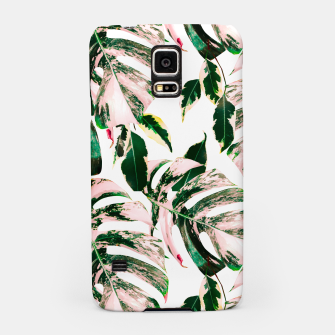 Thumbnail image of Big beautiful monstera Carcasa por Samsung, Live Heroes