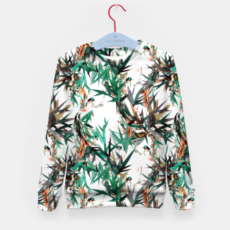 Thumbnail image of Beautiful birds in paradise Sudadera para niños, Live Heroes
