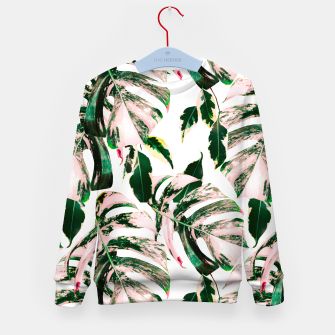 Thumbnail image of Big beautiful monstera Sudadera para niños, Live Heroes