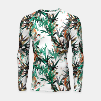 Thumbnail image of Beautiful birds in paradise Longsleeve rashguard, Live Heroes