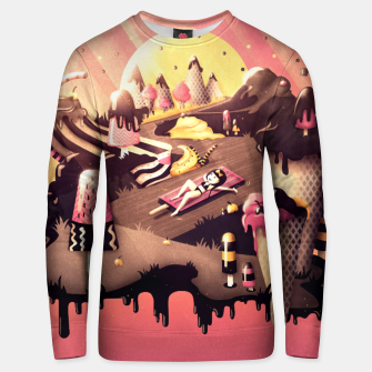 Thumbnail image of Iceland Cotton sweater, Live Heroes