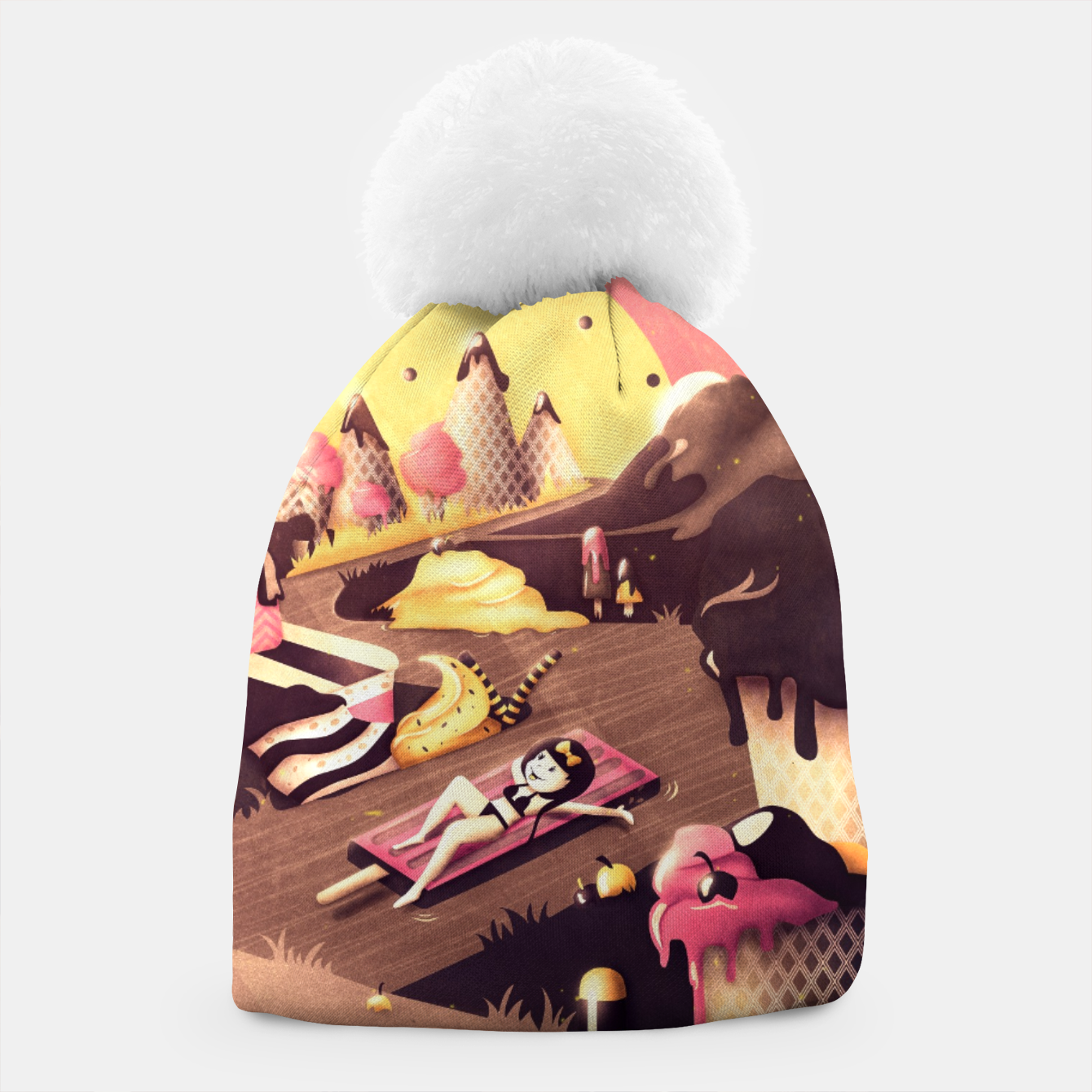 Image of Iceland Beanie - Live Heroes