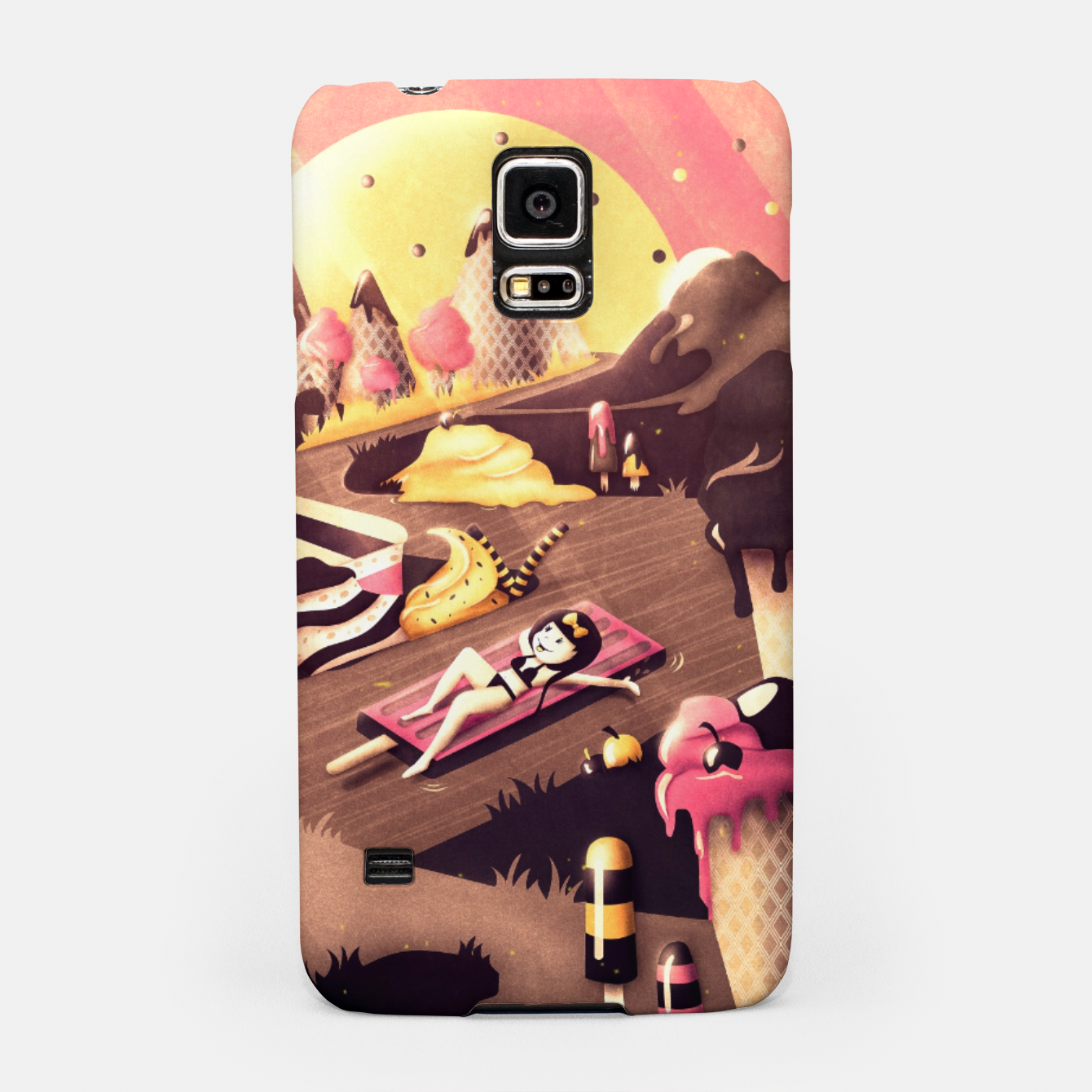 Image of Iceland Samsung Case - Live Heroes