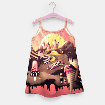 Thumbnail image of Iceland Girl's dress, Live Heroes
