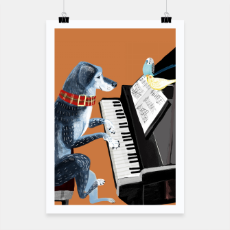 Thumbnail image of Piano Lesson Cartel, Live Heroes