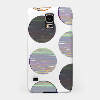 Thumbnail image of dots white black  Samsung Case, Live Heroes