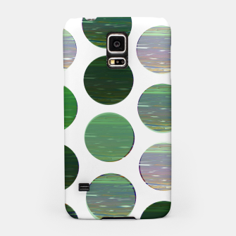 Thumbnail image of dots green  Samsung Case, Live Heroes
