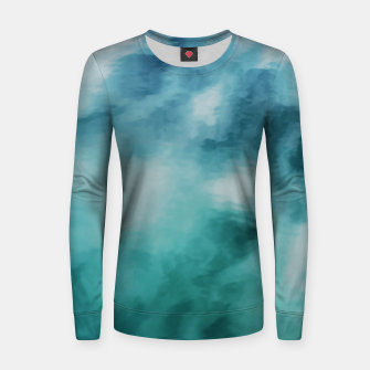 Thumbnail image of On the Water |  Woman cotton sweater, Live Heroes