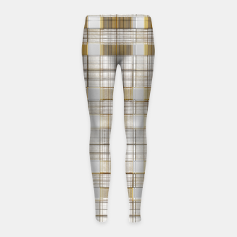Miniatur Mechanical Girl's leggings, Live Heroes