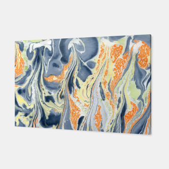 Thumbnail image of Erupting Lava Marbling |  Canvas, Live Heroes