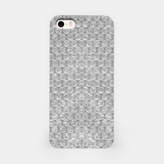 Miniatur Bubble Wrap Obudowa iPhone, Live Heroes