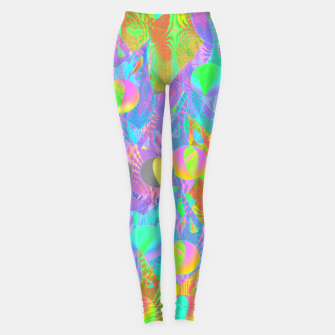 Thumbnail image of Cats cats Leggings, Live Heroes