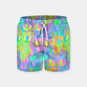 Thumbnail image of Cats cats Swim Shorts, Live Heroes