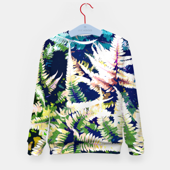 Thumbnail image of Wild Jungle Kid's sweater, Live Heroes