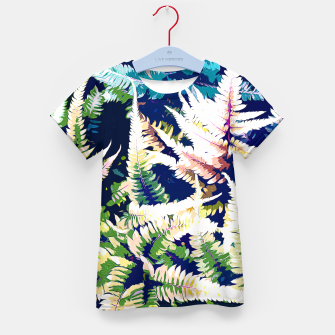 Thumbnail image of Wild Jungle Kid's t-shirt, Live Heroes