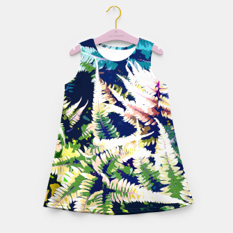 Thumbnail image of Wild Jungle Girl's summer dress, Live Heroes