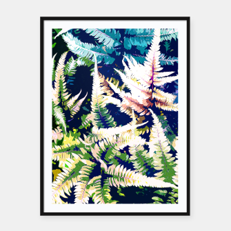 Thumbnail image of Wild Jungle Framed poster, Live Heroes