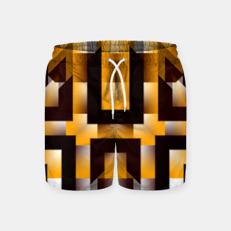 Thumbnail image of MHT-M8 Swim Shorts, Live Heroes