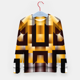 Thumbnail image of MHT-M8 Kid's sweater, Live Heroes