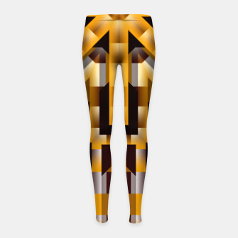 Thumbnail image of MHT-M8 Girl's leggings, Live Heroes