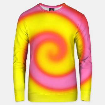 Thumbnail image of Bright Yellow Pink Swirl Abstract, Live Heroes