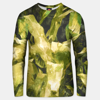 Thumbnail image of Green Nature Cotton sweater, Live Heroes