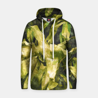 Thumbnail image of Green Nature Cotton hoodie, Live Heroes