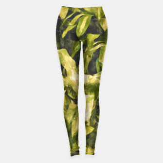 Miniatur Green Nature Leggings, Live Heroes