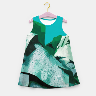 Thumbnail image of Banana Life Girl's summer dress, Live Heroes