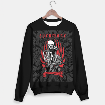 Thumbnail image of Evermore Gothic Skeleton Lovers Sweater regular, Live Heroes